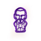 Doctor Who 9th Doctor Cookie Cutter