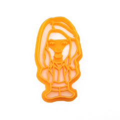 Doctor Who Amy Pond Cookie Cutter