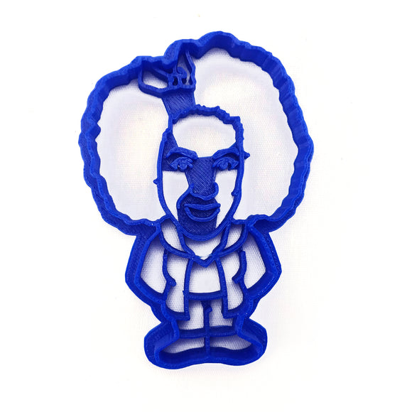 Doctor Who Bill Potts Cookie Cutter