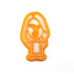 Doctor Who Clara Oswald Cookie Cutter