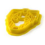 Doctor Who Cyberman Cookie Cutter