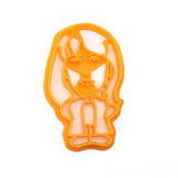 Doctor Who Donna Noble Cookie Cutter