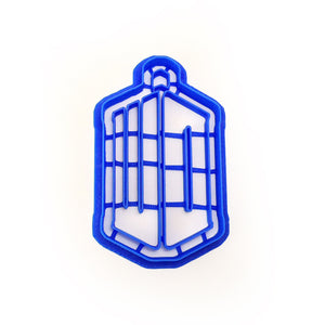 Doctor Who DW Logo Cookie Cutter