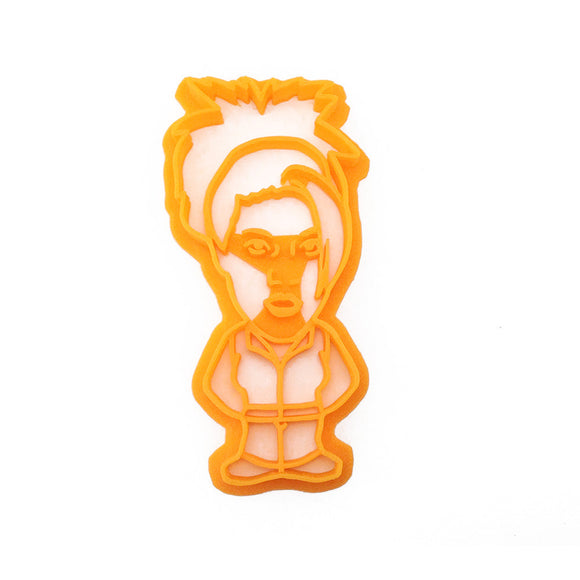 Doctor Who Martha Jones Cookie Cutter