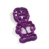 Missy from Doctor Who Cookie Cutter