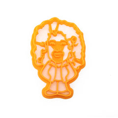 Doctor Who River Song Cookie Cutter
