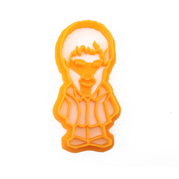 Doctor Who Rory Williams Cookie Cutter
