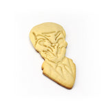 Doctor Who The Silence Cookie Cutter