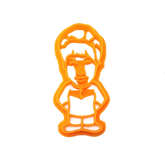 Doctor Who Susan Cookie Cutter