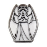 Doctor Who Weeping Angel Cookie Cutter Set