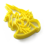 Final Fantasy 7 Cloud Strife Cookie Cutter