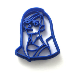Final Fantasy 7 Tifa Lockhart Cookie Cutter