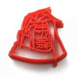 Final Fantasy 7 Vincent Valentine Cookie Cutter