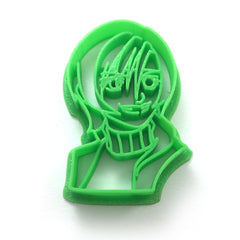 Final Fantasy 7 Yuffie Kisaragi Cookie Cutter