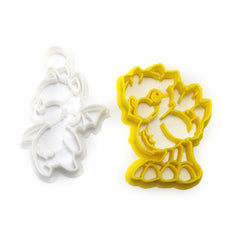 Final Fantasy Chocobo and Moogle Cookie Cutter Set