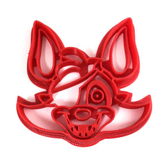 Foxy from Five Nights at Freddy's Cookie Cutter