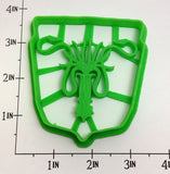 Game of Thrones Greyjoy House Sigil Cookie Cutter