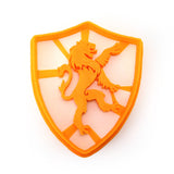 Game of Thrones Lannister House Sigil Cookie Cutter