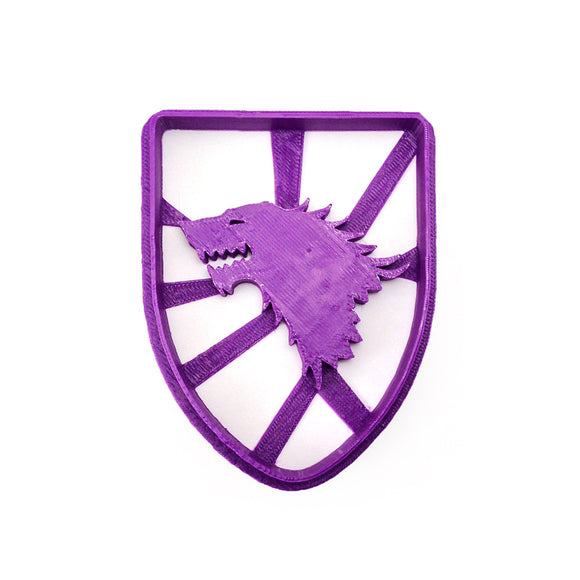 Game of Thrones Stark Sigil Cookie Cutter