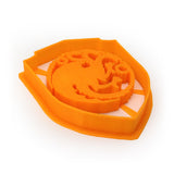 Game of Thrones Targaryen House Sigil Cookie Cutter