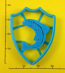 Game of Thrones Tully Sigil Cookie Cutter