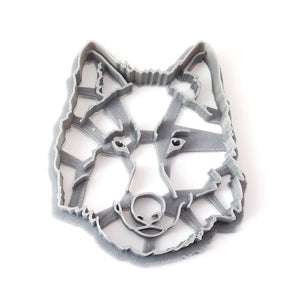 Wolf Cookie Cutter