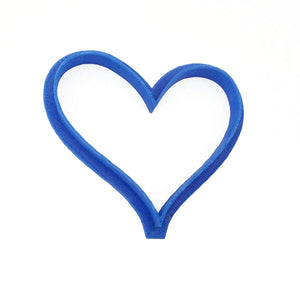 Curvy Heart Cookie Cutter