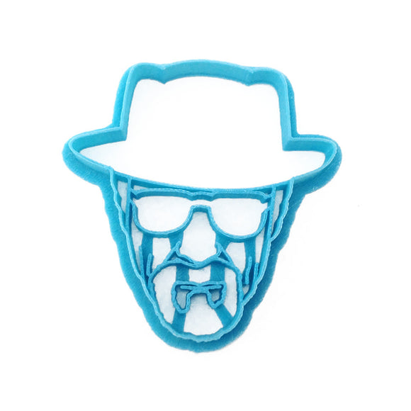 Breaking Bad Heisenberg Cookie Cutter