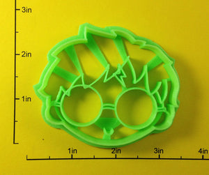 Cute Harry Potter Cookie Cutter