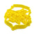 Hufflepuff House Crest Cookie Cutter