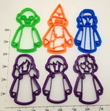 Harry Potter Puppet Pals Cookie Cutter Set
