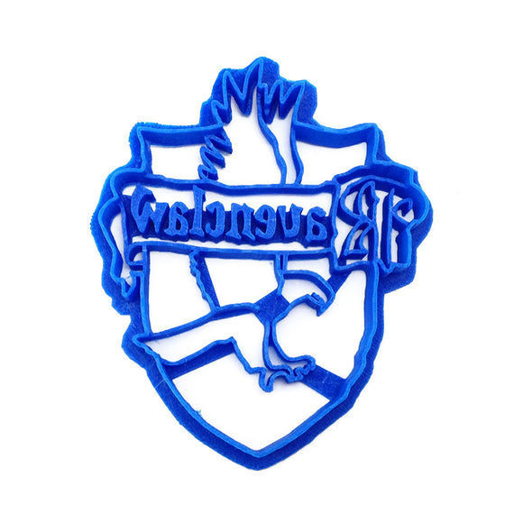 Ravenclaw House Crest Cookie Cutter