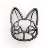 Kiki's Delivery Service Jiji the Cat Cookie Cutter