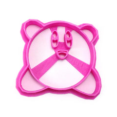 Kirby Cookie Cutter