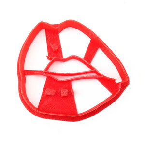 Lips Cookie Cutter
