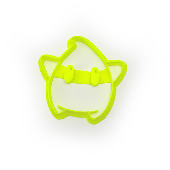 Super Mario Galaxy Lumas Star Cookie Cutter