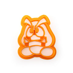 Super Mario Goomba Cookie Cutter
