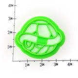 Super Mario Koopa Shell Cookie Cutter