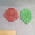 Super Mario Peach face Mario face and Luigi face Cookie Cutter Set
