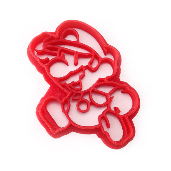 Paper Mario Cookie Cutter
