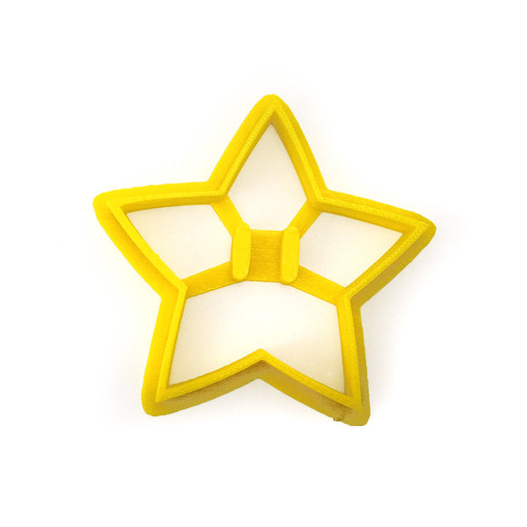 Super Mario Starman Cookie Cutter