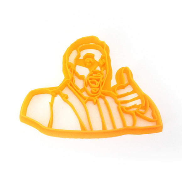 Wil Wheaton Cookie Cutter