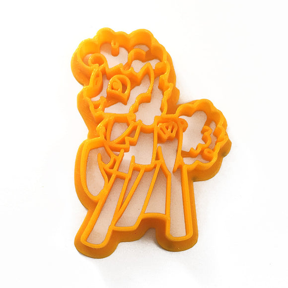My Little Pony Friendship is Magic Cheese Sandwich Cookie Cutter