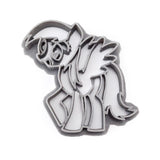 My Little Pony Derpy Cookie Cutter