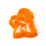 Doctor Whooves My Little Pony Cookie Cutter