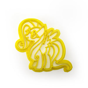 My Little Pony Fluttershy Cookie Cutter