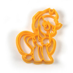 My Little Pony Friendship is Magic Applejack v2 Cookie Cutter