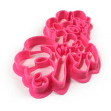My Little Pony Friendship is Magic Pinkie Pie v2 Cookie Cutter