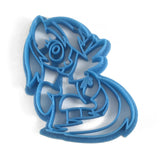 My Little Pony Friendship is Magic Rainbow Dash v2 Cookie Cutter