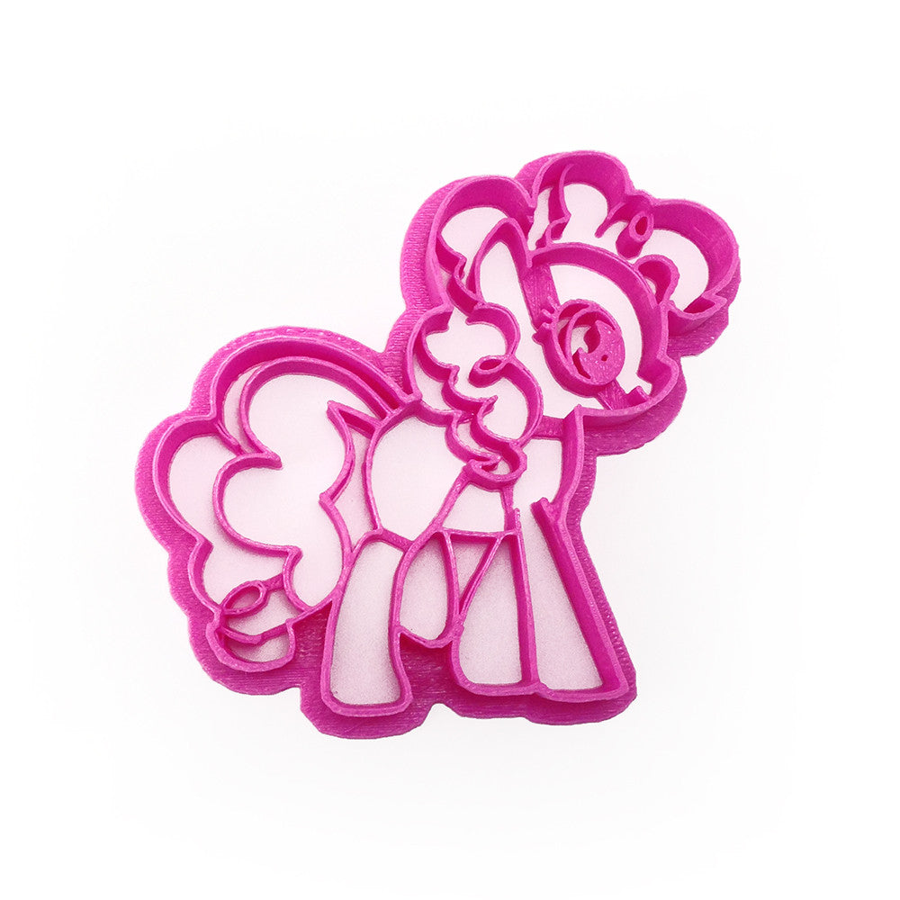 my little pony pinkie pie cookie cutter warpzone prints